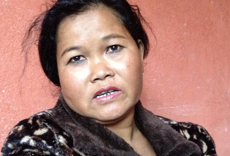 Kamala migrant-domestic worker from Nepal