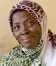 Moulkheir, victim of slavery in Mauritania