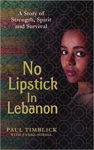 no lipstick in lebanon book cover