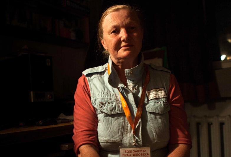 Elena Uraleva Uzbek human right activist was detained