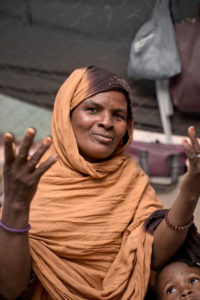 mauritanian woman freed from descent based slavery