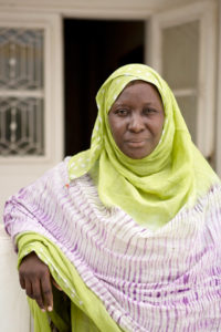 member of SOS-Esclaves since it was created in 1995, and SOS representative in the Teyarett region of Mauritania