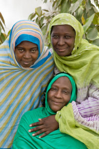 mauritanian women freed from descent based slavery