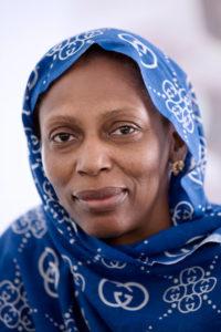 member of parliament and SOS-Esclaves member