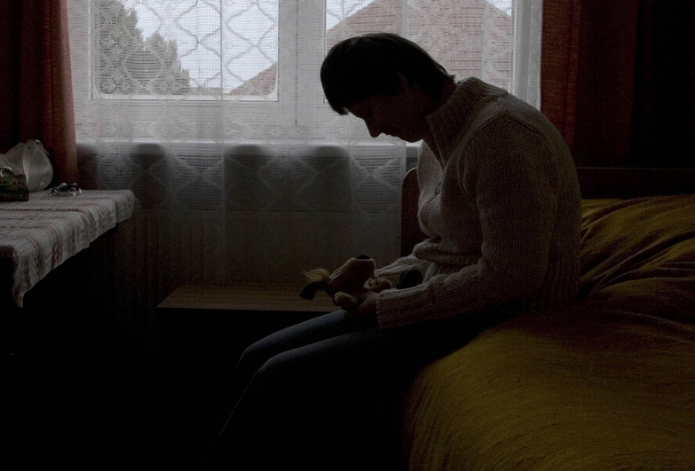 A woman who has been trafficked five times in the last four years across Europe