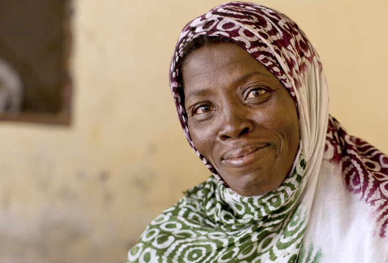 Mauritania woman formerly in slavery