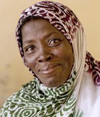 Moulkheir, victim of slavery in Mauritania