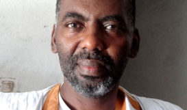 Biram Dah Abeid, President of the Initiative for the Resurgence of the Abolitionist Movement