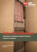 into the unknown cover report