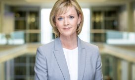 Julie Etchngham - patron of Anti-Slavery International
