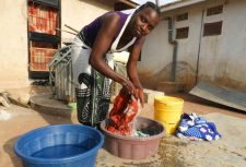 Mary, child domestic worker in Tanzania