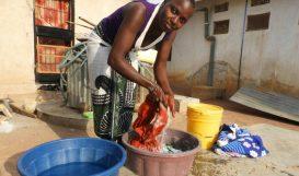 Mary, child domestic worker in Tanzania