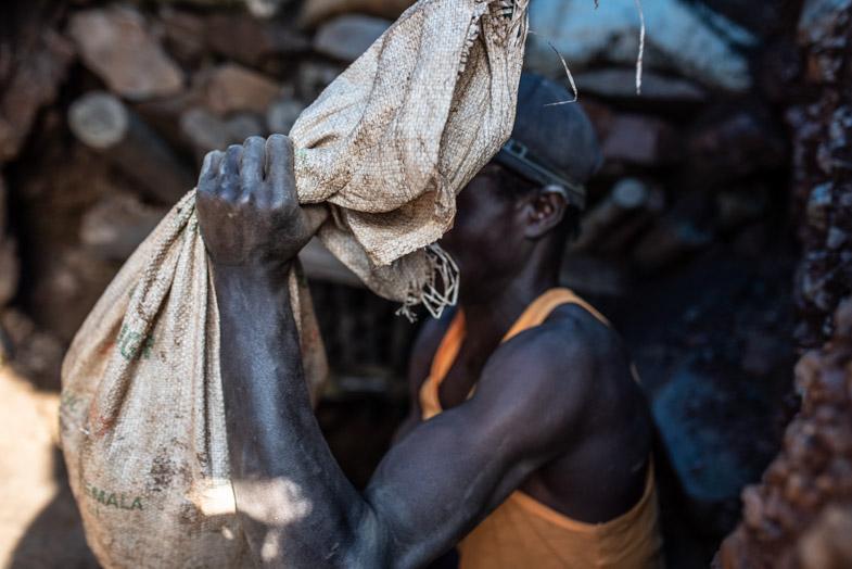 Anti-slavery protest India