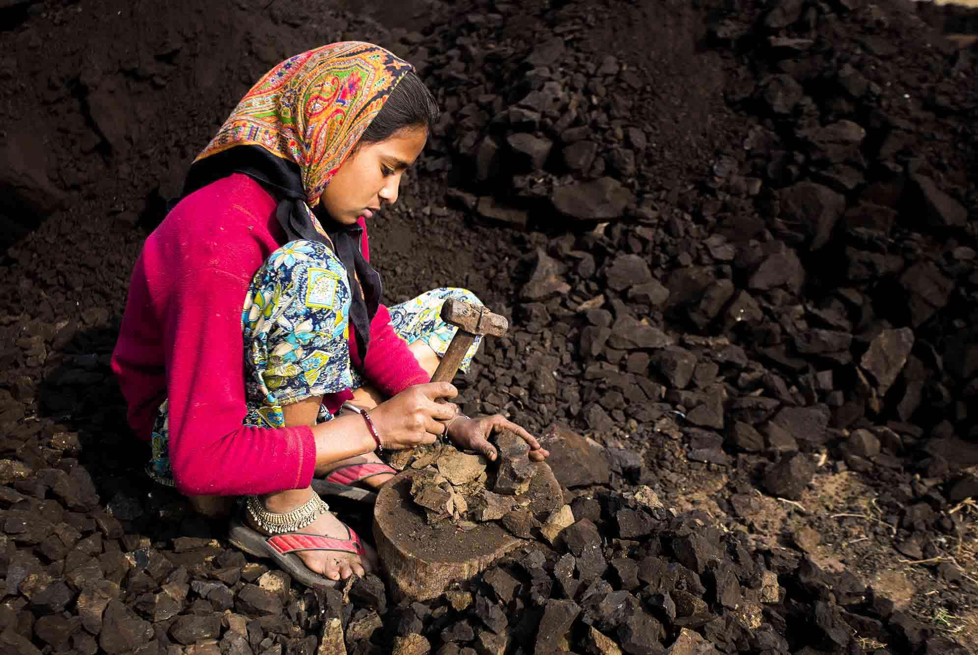 Child in Slavery in India