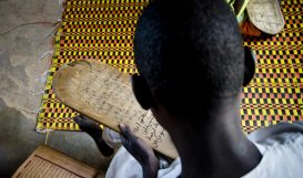 Senegal school where children are forced to beg