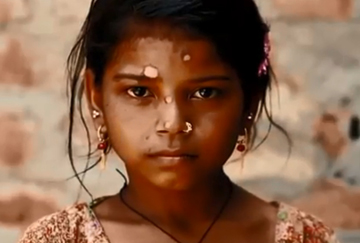 Ananya child affected by bonded labour India