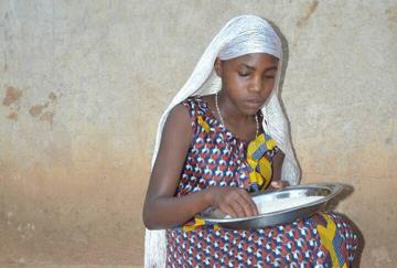 Irene child domestic worker