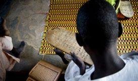 Senegal forced child begging