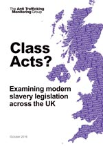 Class Acts - report on Modern Slavery Acts in the UK