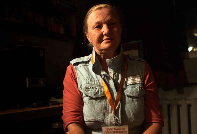 Elena Uraleva Uzbek human right activist was detained