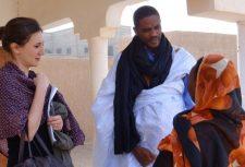 Anti-Slavery's Sarah Mathewson speaks with Mauritanian activists
