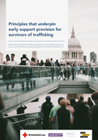 Places of Safety: Principles that underpin early support provision for survivors of trafficking