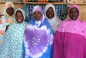 Mauritania women of slave descent-turn-entrepreneurs