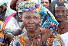 Women of slave descen in Niger