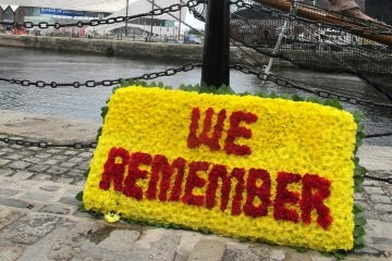 We remember sign Liverpool