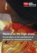 slavery on the high street report cover