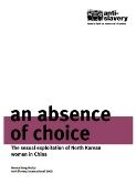 absence of choice report cover