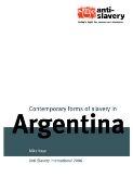 Argentina report cover