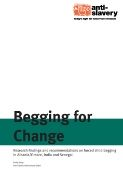 begging for change report cover