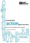 international action against child labour report cover
