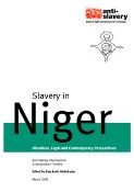 slavery in niger report