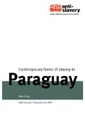 Paraguay report cover