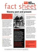 slavery facts past and present