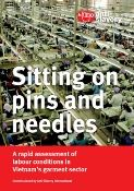 sitting on pins and needles report cover