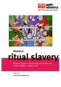 ritual slavery report cover