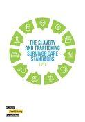 survivor care standards report cover
