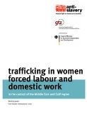 trafficking in women to the middle east report covert