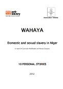 wahaya niger report cover