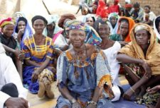 Women of slave descent in Niger