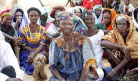 Women of slave descent in Niger