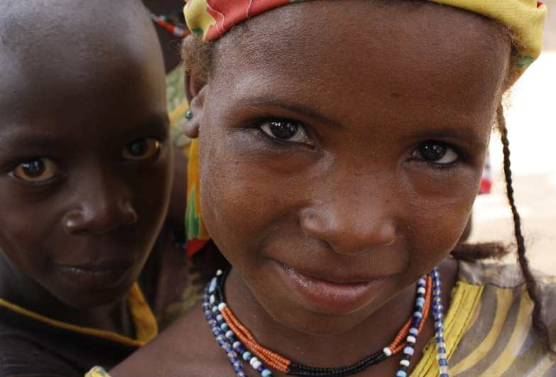Children of slave descent Niger