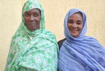 Tarba, survivor of traditional slavery in Niger